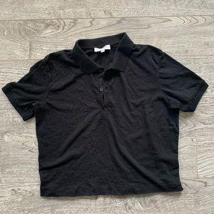 Community Collared T-shirt